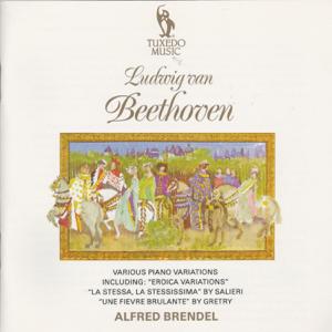 Alfred Brendel - Beethoven: Piano Variations II