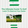 Chip Morrison - Golf AudioLearn: The Ultimate Guide to Golf - Learn to Improve Your Game (Unabridged) portada
