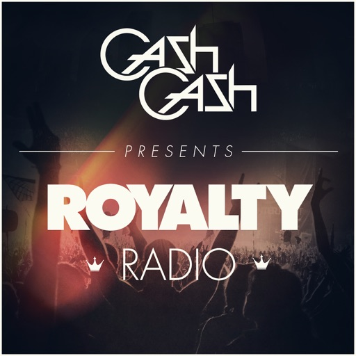 Cover image of Cash Cash Presents: Royalty Radio
