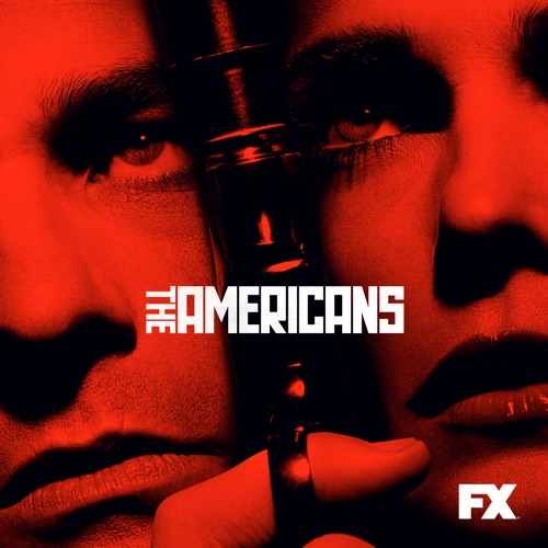 The Americans, Season 2 poster