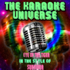 The Karaoke Universe - Eye of the Tiger (Karaoke Version) [In the Style of Survivor] artwork