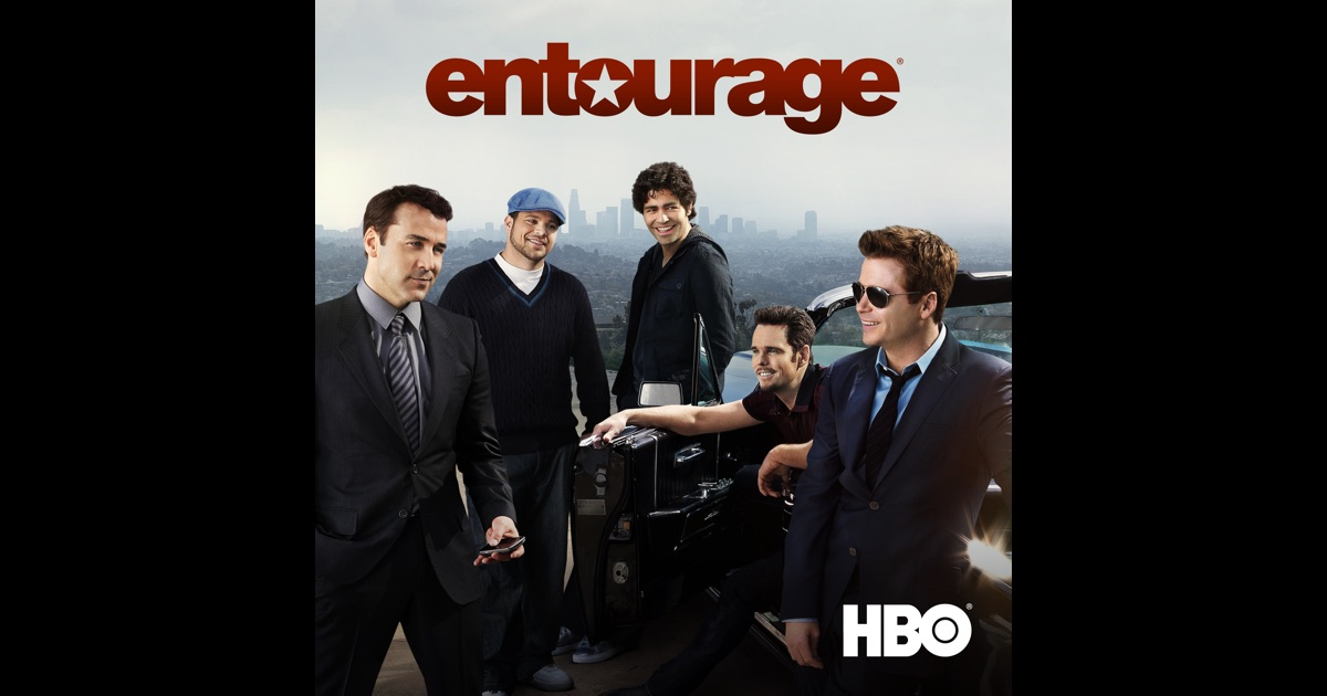 entourage season 2 itunes - photo #8