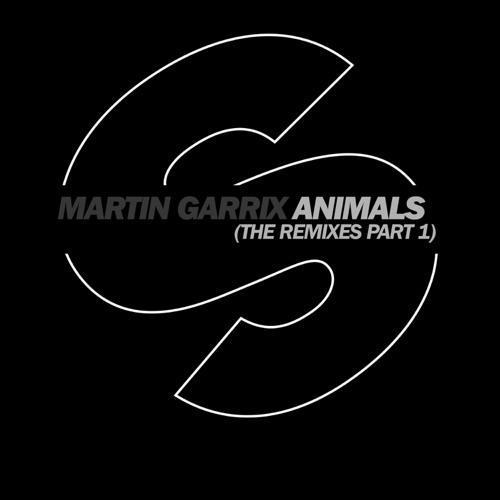 Martin Garrix - Animals - Single
