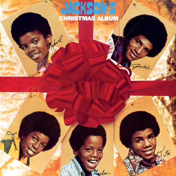 Image result for jackson 5 christmas album