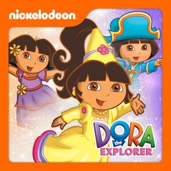 MyiList - Dora the Explorer, Adventures With Map Details