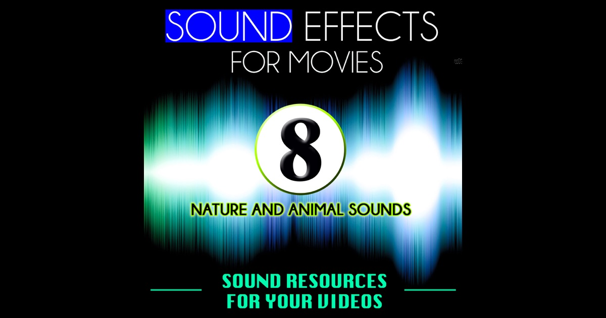 how to make sound effects for movies