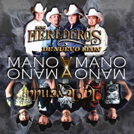Resultado de imagen para Los Herederos de Nuevo León Mano a mano