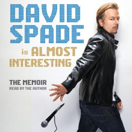 Almost Interesting: The Memoir (Unabridged) audiobook