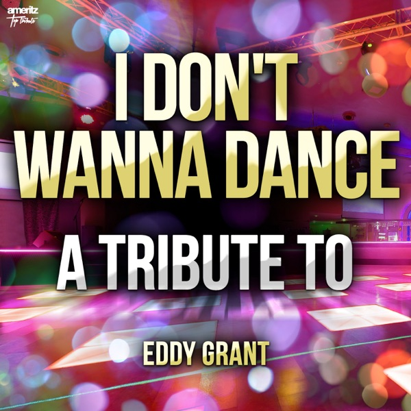 Cover art for I Don't Wanna Dance