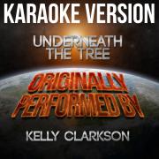 Underneath the Tree (Karaoke Version) [Originally Performed By Kelly Clarkson] - Ameritz Karaoke Planet - Ameritz Karaoke Planet