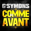 Comme avant - Single, G'symons