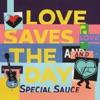 Love Saves The Day ジャケット画像