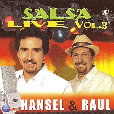 Salsa Live, Vol. 3 - Raul