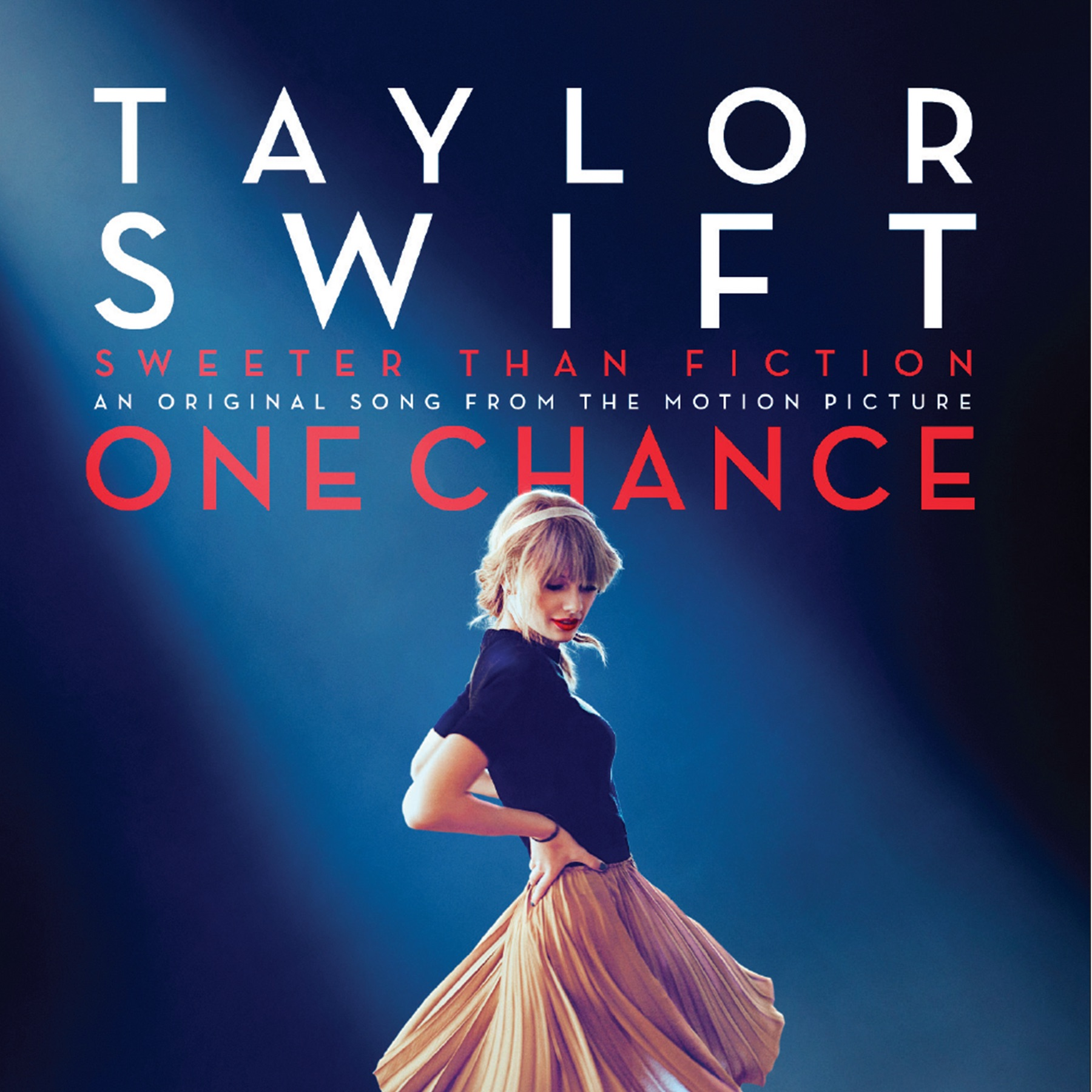 "Sweeter Than Fiction (From ""One Chance"") - Single by Taylor Swift on iTunes"