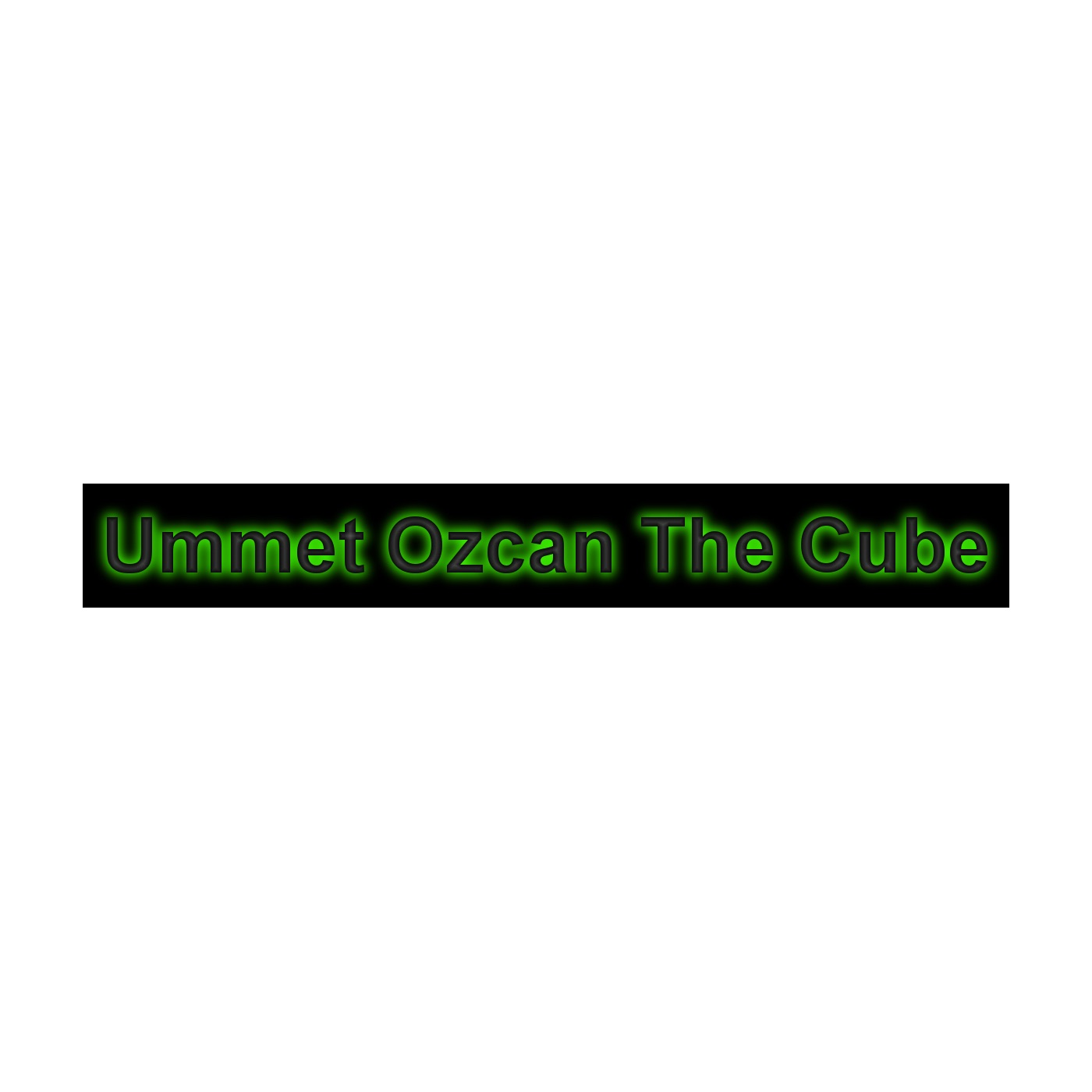 The Cube - Single