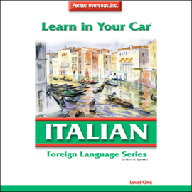 Learn in Your Car: Italian, Level 1 audiobook