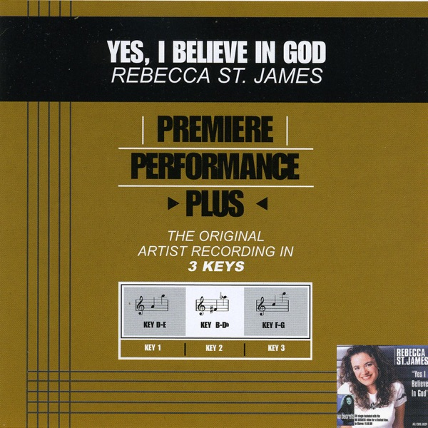 Premiere Performance Plus: Yes, I Believe In God - EP