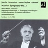 Jascha Horenstein & London Symphony Orchestra - Symphony No. 3 in D Minor: I. Kr�ftig. Entschieden
