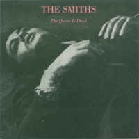 The Smiths - The Queen Is Dead artwork