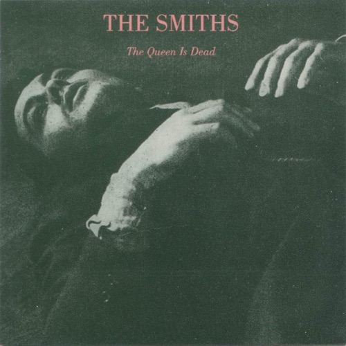 Album artwork of The Smiths – The Queen Is Dead