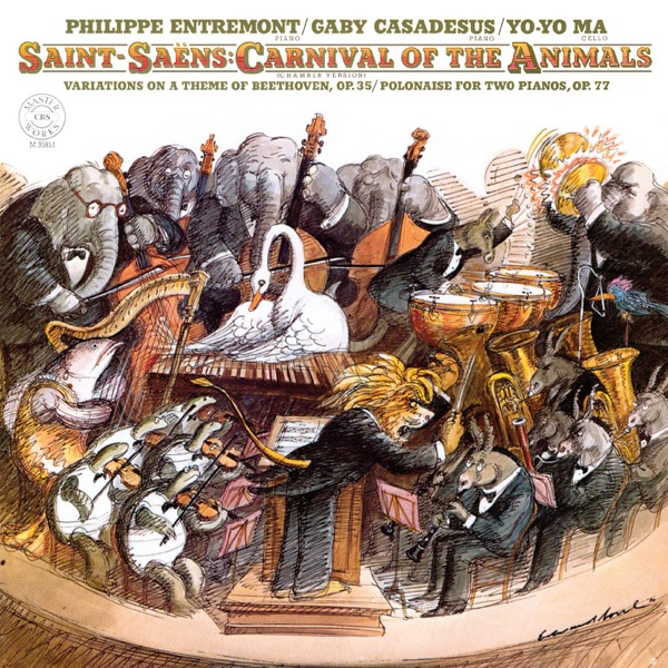 Saint-Saens: Carnival of the Animals (Remastered)
