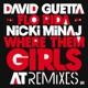 Where Them Girls At feat Nicki Minaj Flo Rida Remixes EP
