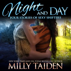 Night and Day Ink, Volume One: BBW Paranormal Shape Shifter Romance (Unabridged)