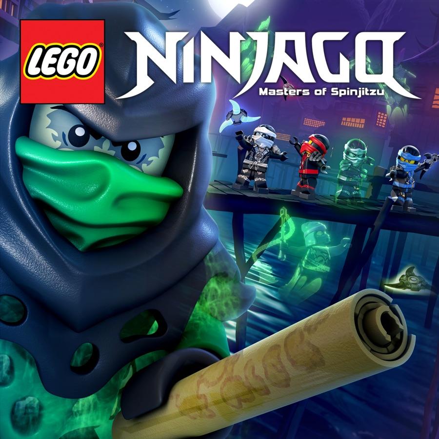 Lego ninjago masters of spinjitzu season 5 wiki - Lego ninjago logo ...