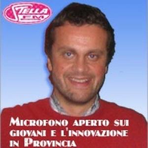 Microfono aperto sui giovani e l'innovazione in provincia