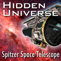 Podcast cover art for Hidden Universe: NASA's Spitzer Space Telescope