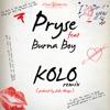 Kolo (Remix) [feat. Burna Boy] - Single, Pryse