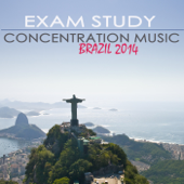 Exam Study Concentration Music Brazil 2014 - Guitar & Bossanova Music for Studying & Reading Summer 2014