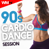 90S Cardio Dance Session (60 Minutes Non-Stop Mixed Compilation for Fitness & Workout 135 BPM)