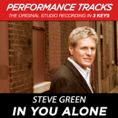In You Alone (Medium Key Performance Track With Background Vocals)