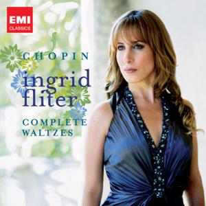 """Ingrid Fliter - 3 Waltzes, Op. 64: I. Molto vivace in D-Flat Major, """"Valse Minute"""""""