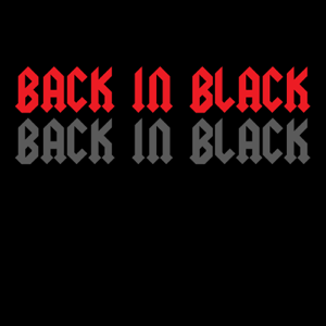 Back in Black - Highway To Hell