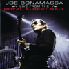 Joe Bonamassa - Live from the Royal Albert Hall  artwork