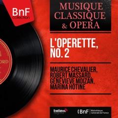 L'opérette, no. 2 (Mono Version)