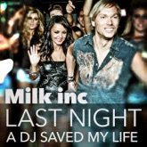 Last Night a DJ Saved My Life - Single