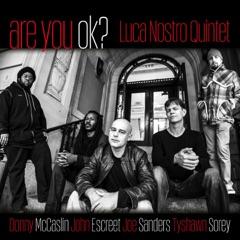 Are You OK? (feat. Donny McCaslin, John Escreet, Joe Sanders & Tyshawn Sorey)