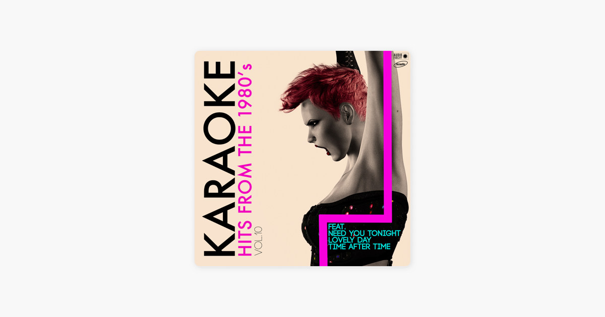 ‎Karaoke Hits from the 1980's, Vol  10 by Ameritz - Karaoke