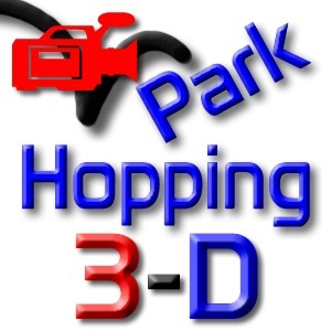 Park Hopping 3-D Video Podcast