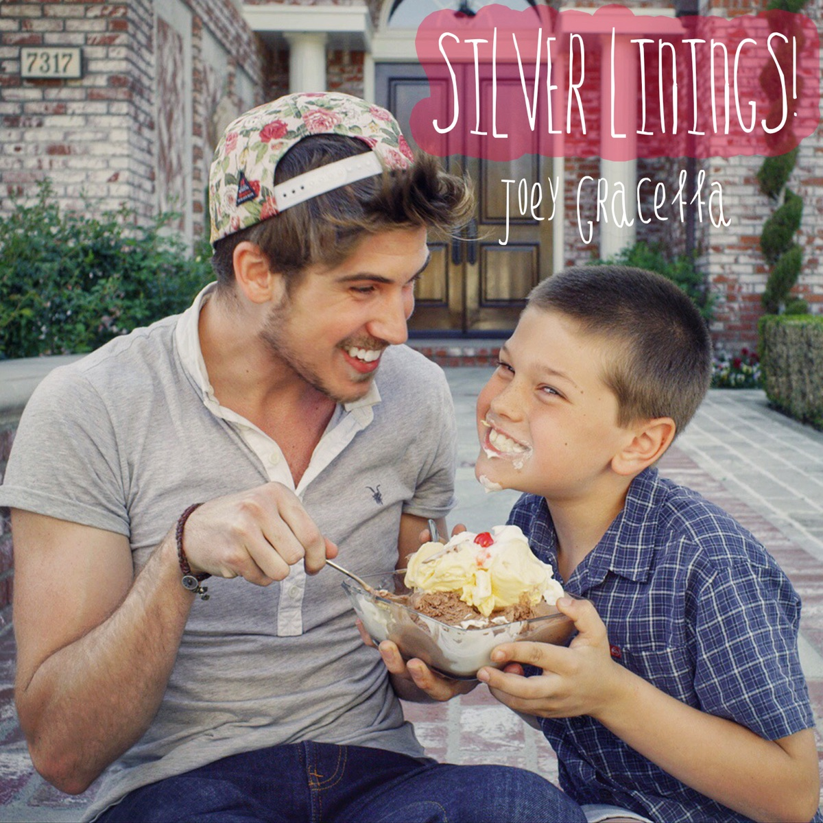 Silver Lining - Single Album Cover by Joey Graceffa