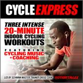 Cycle Express: Featuring Cycling Music + Coaching