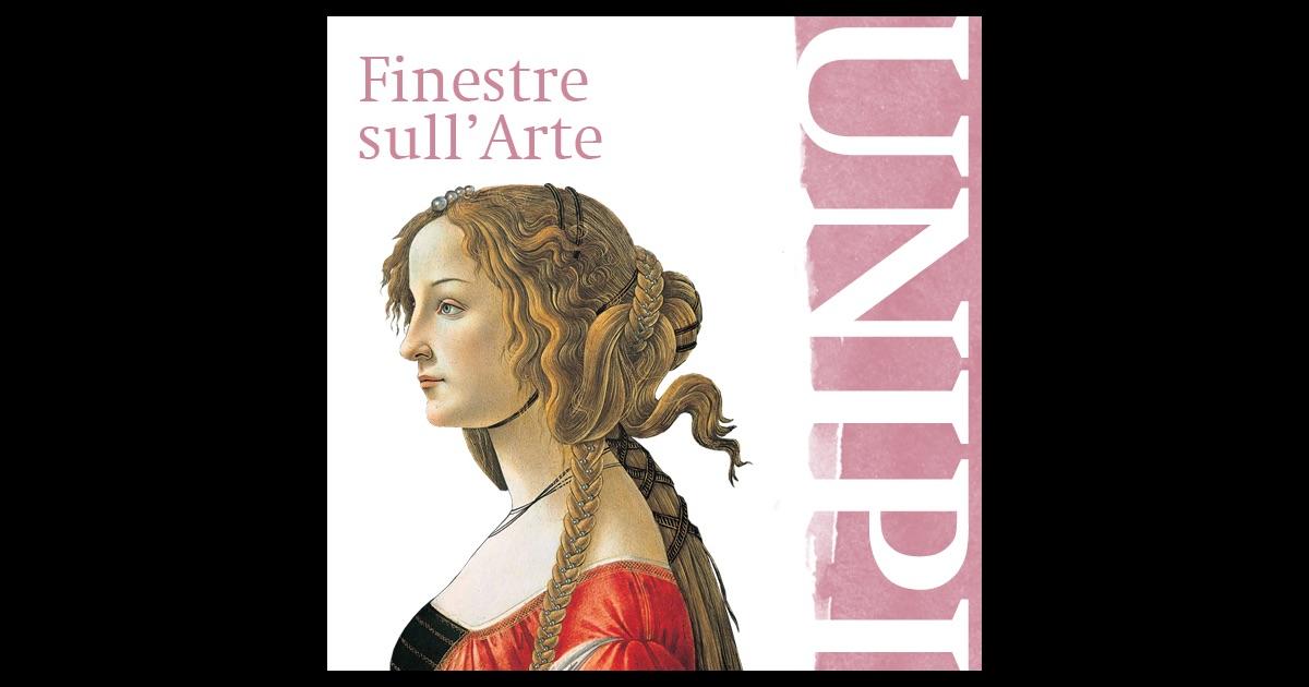 Finestre sull 39 arte video free podcast by universit di - Finestre sull arte ...