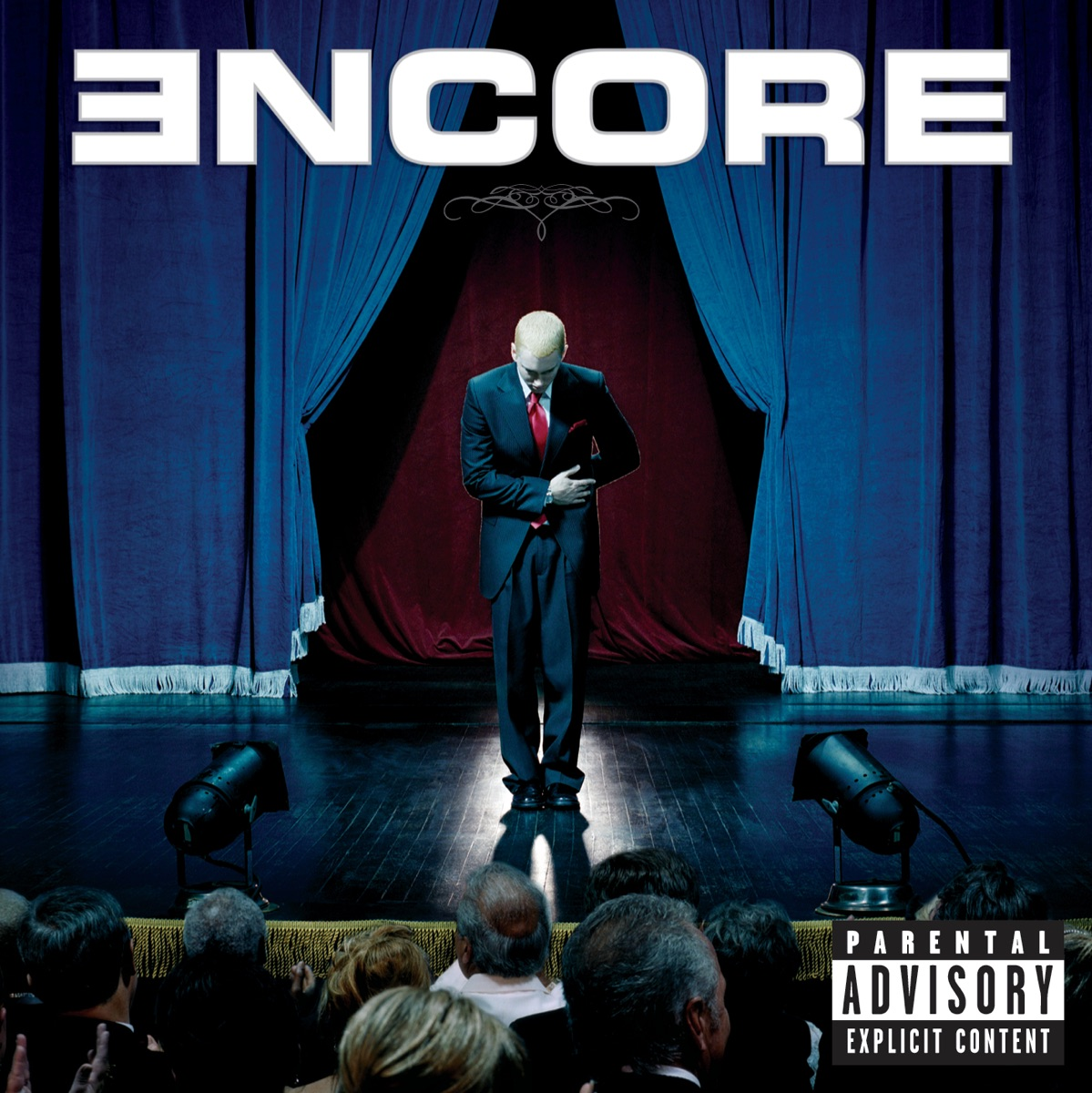 Encore Deluxe Version Eminem CD cover
