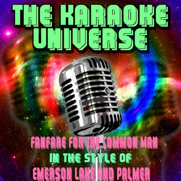 Cover art for Fanfare For The Common Man [Single Version]