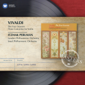 Vivaldi: The Four Seasons-Itzhak Perlman, London Philharmonic Orchestra & Israel Philharmonic Orchestra