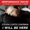 I Will Be Here Performance Tracks EP