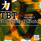 Total Body Tabata, Vol. 3 - 20 / 10 Voice / Whistle 8x
